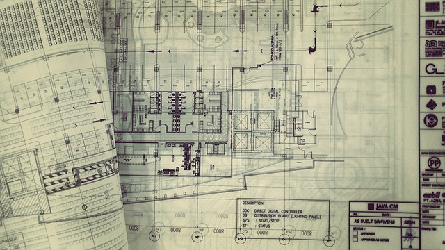 Civil Engineering Drawing for Building Construction