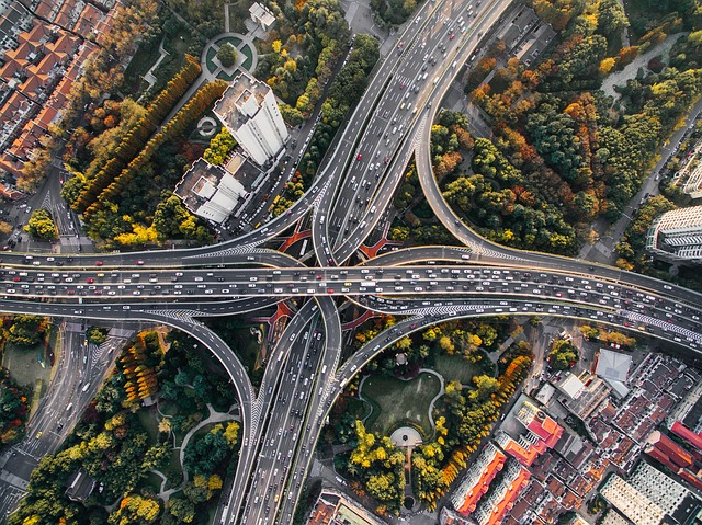 Roads - Types of Infrastructure
