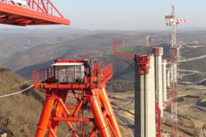 Millau Viaduct Construction