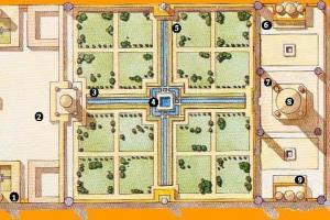 Design of Taj Mahal