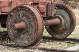 Coning of Railway Wheels