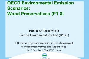 Presentation Video on Wood Preservation