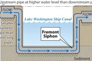 Inverted Siphon